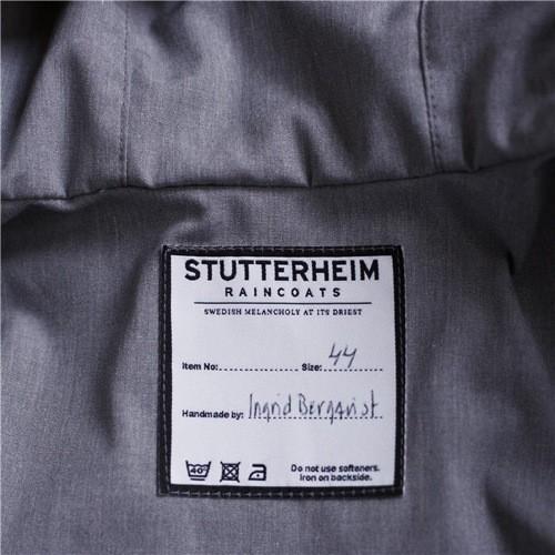 Изображение 3. Stutterheim выпустили классический дождевик.. Изображение № 3.
