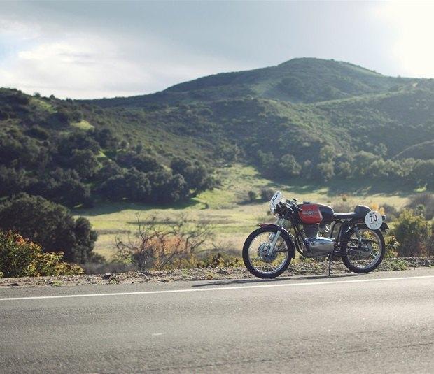Мастерская Vintage Italian Restoration представила мотоцикл Gilera 175 Milano Taranto. Изображение № 7.