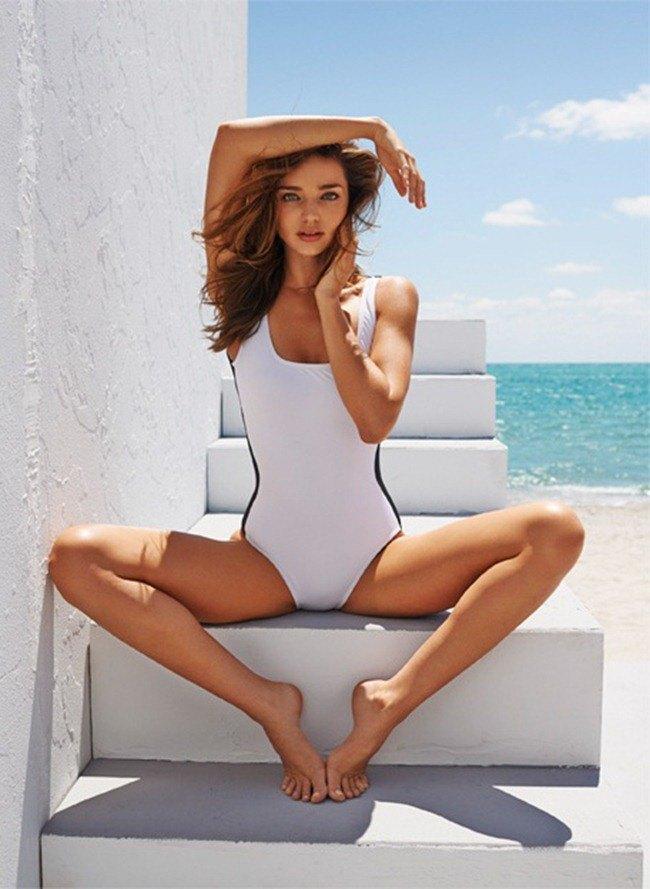 Модель Миранда Керр снялась у фотографа Мариано Виванко. Изображение № 3.
