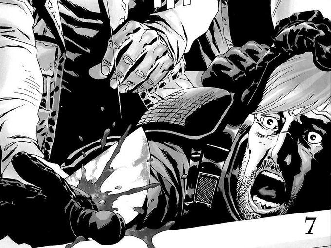 13 главных отличий сериала «Ходячие мертвецы» от комикса. Изображение № 2.