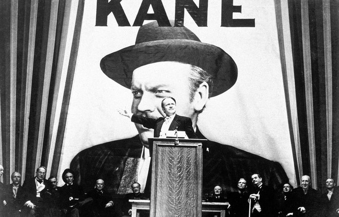 Рабочий сценарий «Гражданина Кейна» выставили на аукцион. Изображение № 1.