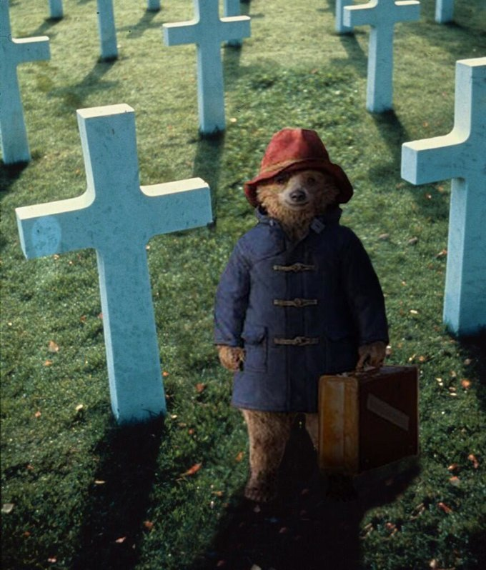 Creepy Paddington: Самый добрый медвежонок на свете в образе злодея. Изображение № 12.