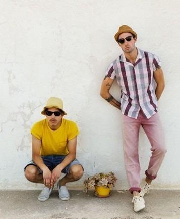 Марка Levi's Vintage Clothing опубликовала лукбук весенней коллекции одежды. Изображение № 31.