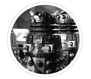 Ультимативный гид по вселенной сериала «Доктор Кто». Изображение № 22.
