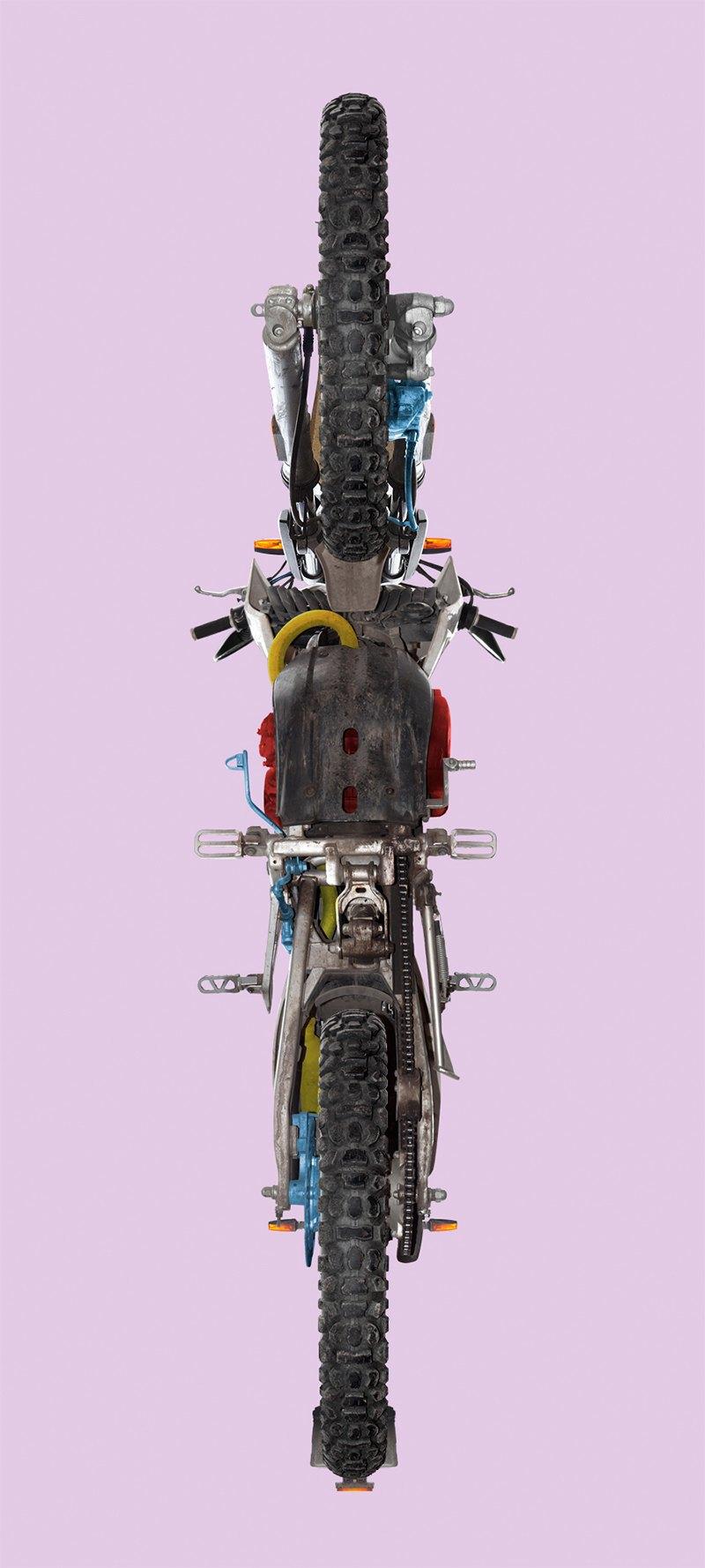 «Городские насекомые»: Средства передвижения, снятые с необычного ракурса. Изображение № 8.