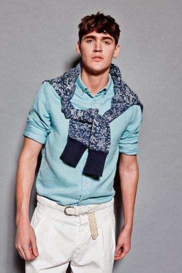 Марка YMC опубликовала лукбук весенней коллекции одежды. Изображение № 5.