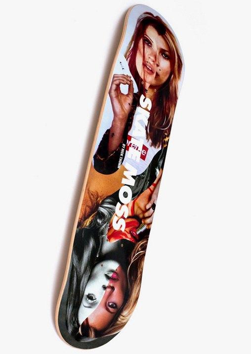 9 скейтбордов с принтами, выпущенных в 2013 году. Изображение № 12.
