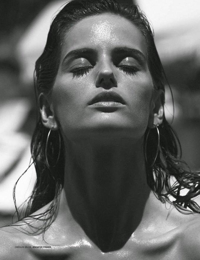 Бразильская супермодель Изабель Гулар сфотографировалась для эротического журнала Lui Magazine. Изображение № 4.
