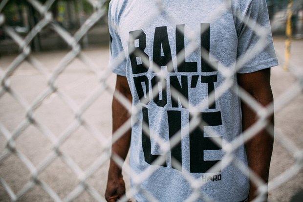 Участники Sneakerhead и Streetball Store Team запустили собственную марку одежды. Изображение № 9.