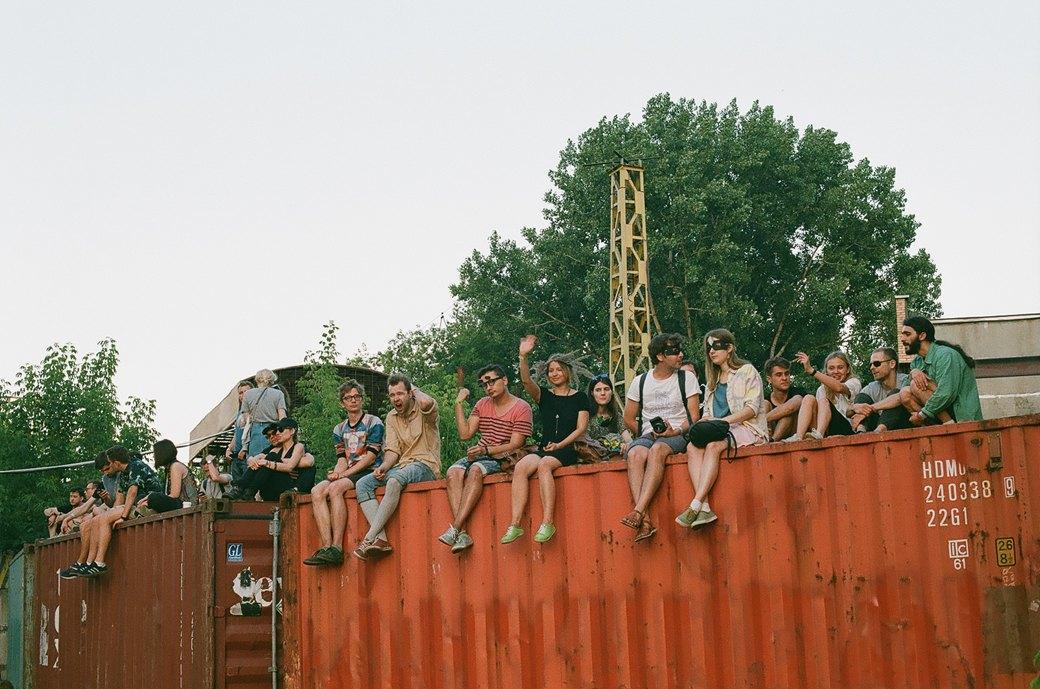 Фоторепортаж: Фестиваль Outline на Карачаровском механическом заводе. Изображение № 37.