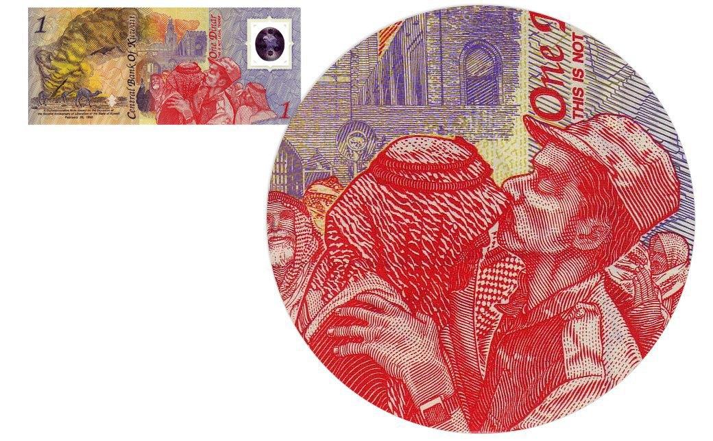 Без купюр: Непристойные изображения на банкнотах разных стран. Изображение № 4.