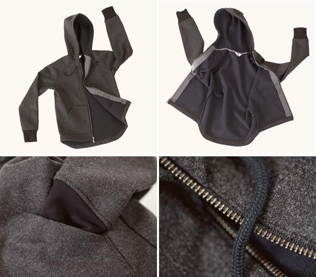 Материалы soft shell: Как современные марки делают теплую и при этом радикально легкую одежду. Изображение № 8.
