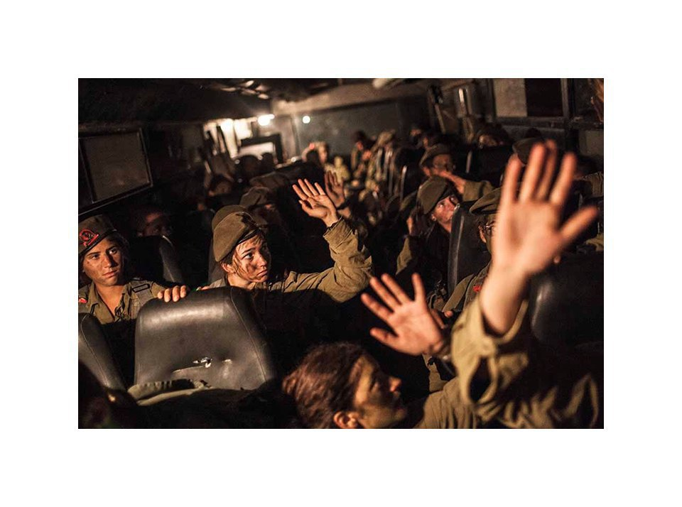 Фотопроект: Как служат женщины в армии Израиля. Изображение № 16.