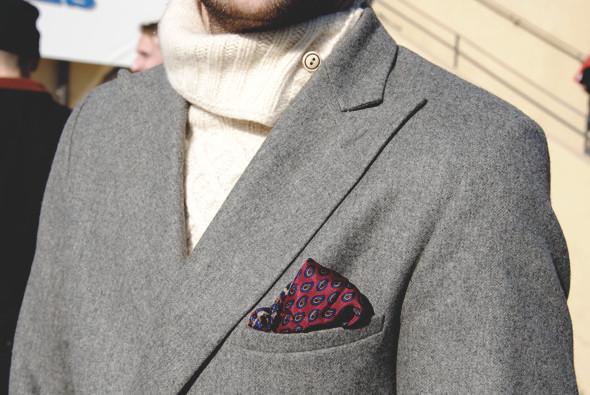 Детали: Репортаж с выставки мужской одежды Pitti Uomo. День первый. Изображение № 14.