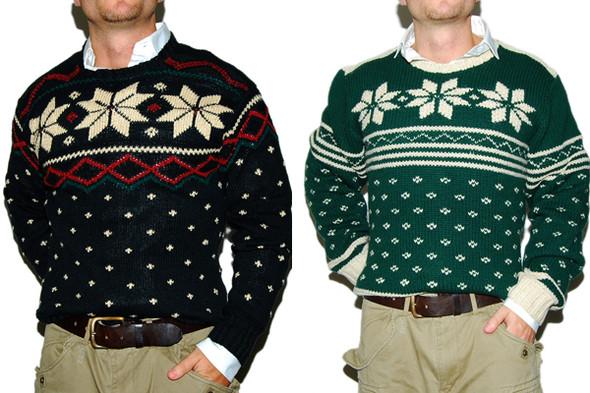 Свитера с узорами everest, найденные Джереми Керклендом на eBay . Изображение № 28.
