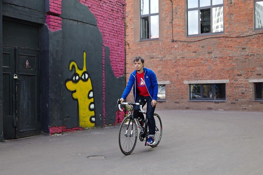 Байкчек: Кто ездит на спортивных велосипедах в Москве. Изображение № 19.