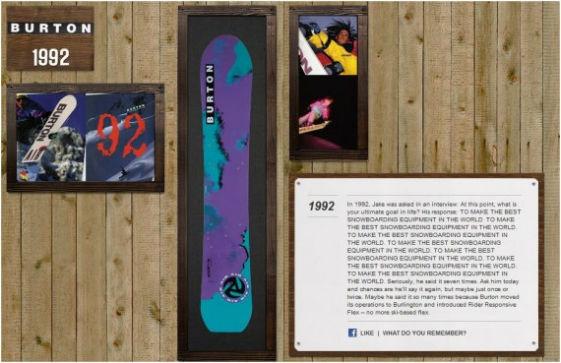 История досок для сноуборда Burton. Изображение № 5.