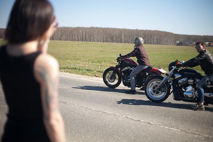Easy Ride: Премьера первого видео о путешествии на мотоциклах. Изображение № 11.