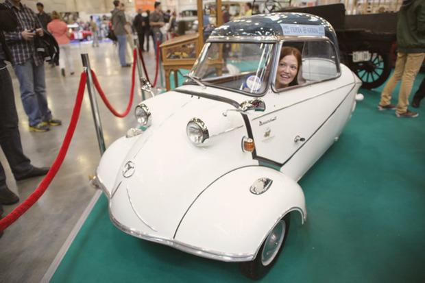 Машина времени: 8 лучших ретроавтомобилей с выставки «Олдтаймер». Изображение № 15.
