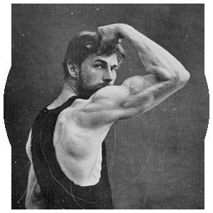Спорт для занятых людей: Отрывок из пособия по физкультуре начала прошлого века. Изображение № 1.