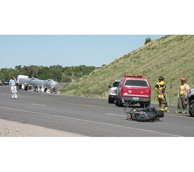 Американец 40 лет мечтал о Harley-Davidson и погиб, проехав на нем 5 километров. Изображение № 2.