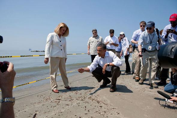 Наглядный пример: Барак Обама. Изображение № 9.
