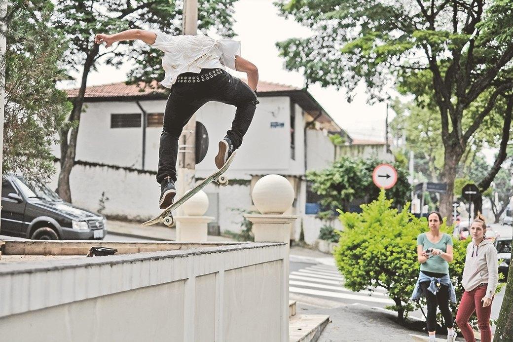 Доска почета: Несколько дней со скейтбордистами Сан-Паулу. Изображение № 23.