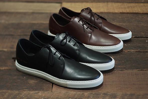 Летняя коллекция обуви марки Common Projects. Изображение № 4.