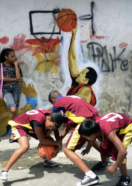 15 политических граффити из разных уголков мира. Изображение № 12.