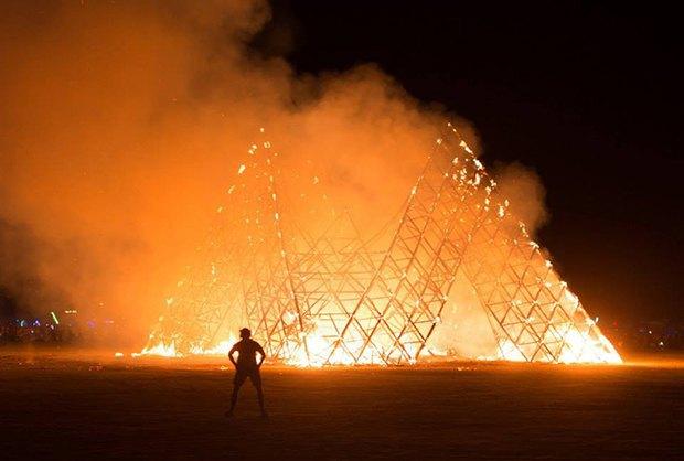 В Москве пройдет официальная программа фестиваля Burning Man. Изображение № 3.