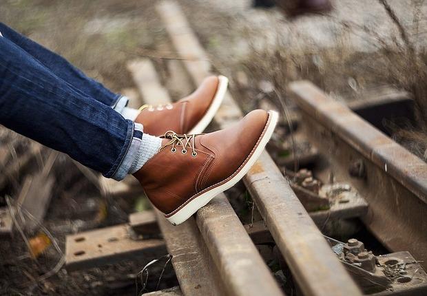 Магазин Brandshop опубликовал лукбук обувной марки Red Wing. Изображение № 4.