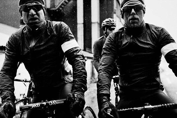 Велосипедная марка Rapha опубликовала осенне-зимний лукбук. Изображение № 10.