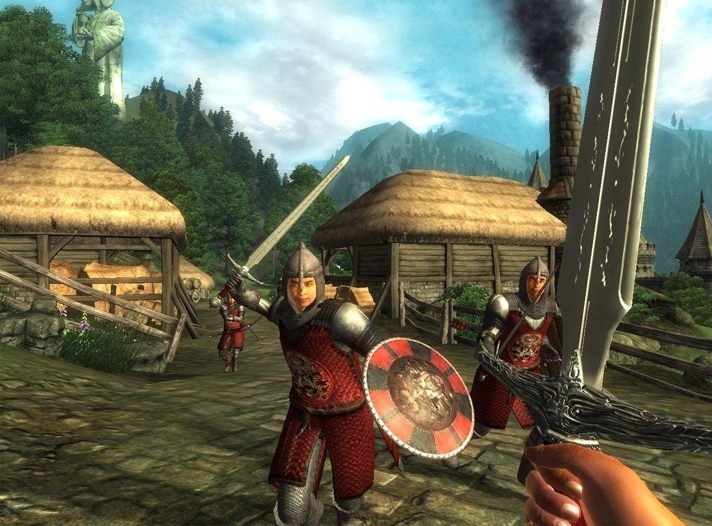 The Elder Scrolls IV: Oblivion. Изображение № 3.