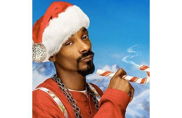 Рэпер Снуп Догг записал хип-хоп-кавер на рождественскую песню Элвиса Пресли. Изображение № 1.