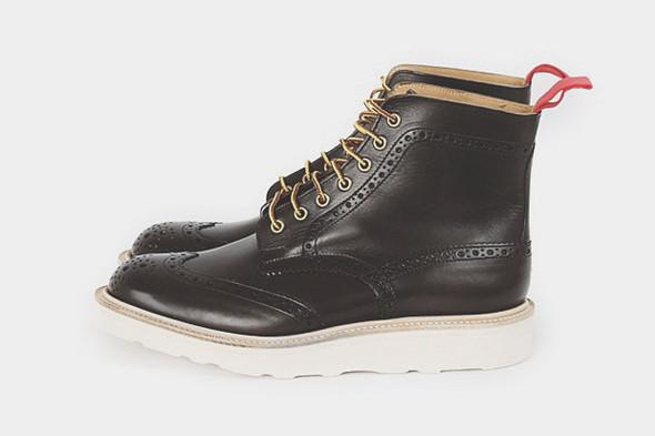 Новая коллекция ботинок марки Tricker's. Изображение № 5.