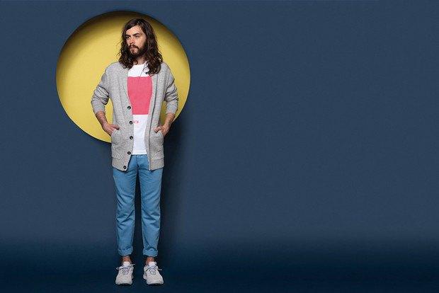 Французская марка Sixpack опубликовала лукбук весенней коллекции одежды. Изображение № 10.