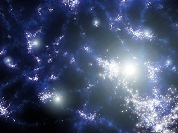 Космическая одиссея: Как американские ученые собираются узнать историю происхождения Вселенной. Изображение № 3.