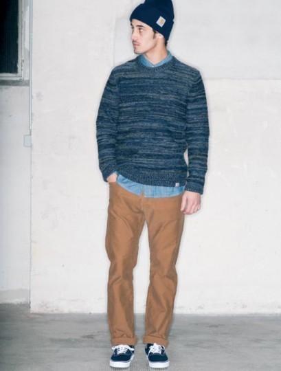 Американская марка Carhartt выпустила осеннюю коллекцию одежды. Изображение № 31.