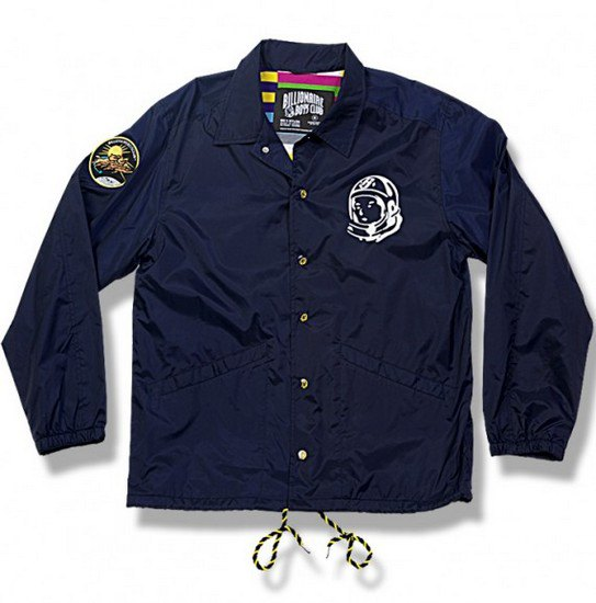 Марка Billionaire Boys Club представила весеннюю коллекцию одежды. Изображение № 4.