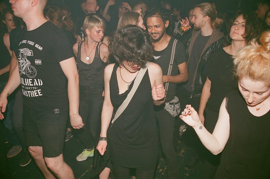Фоторепортаж: «Дисциплина» в клубе Fassbinder. Изображение № 9.