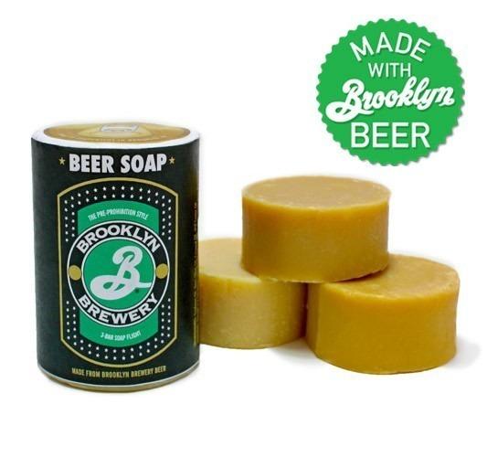 Американские пивоварни выпускают пивное мыло. Изображение № 1.