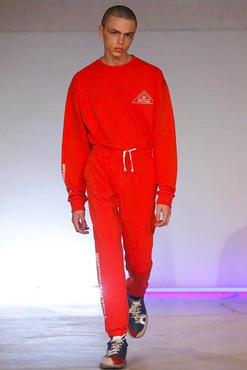 Гоша Рубчинский показал новую коллекцию на Неделе моды в Париже. Изображение № 21.