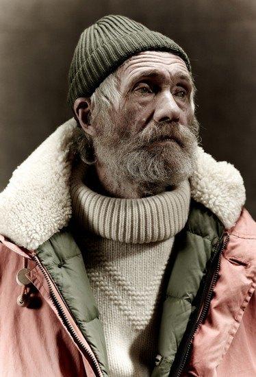 Марка Nigel Cabourn выпустила лукбук осенней коллекции одежды. Изображение № 2.