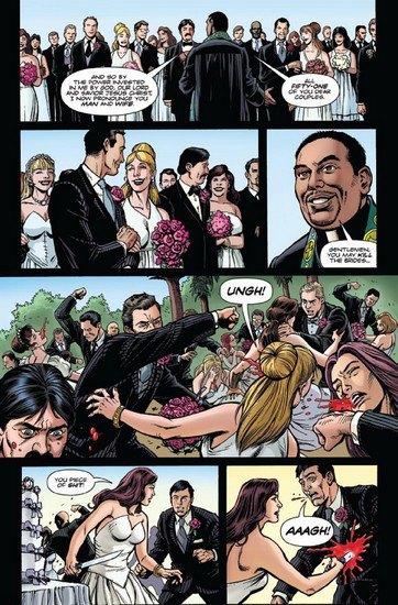 Режиссер «Пипца» экранизирует еще один комикс Марка Миллара «Тайная служба». Изображение № 5.