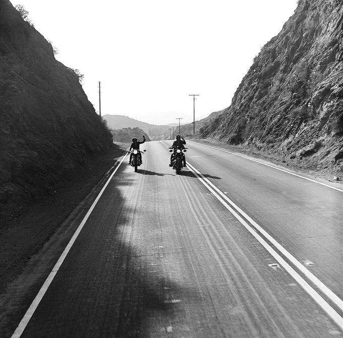 La Motocyclette: Американская фотовыставка доказывает право девушек называться байкерами. Изображение № 5.