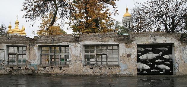 Скетчбук: Художник Waone из Киева рассказывает о своих избранных работах. Изображение № 10.