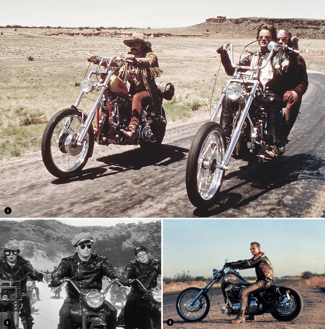 Все, что нужно знать о чопперах — мотоциклах с американским духом свободы. Изображение №7.