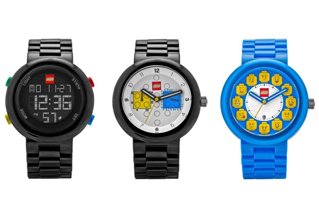 Компания Lego анонсировала новую линейку часов-конструкторов. Изображение № 3.