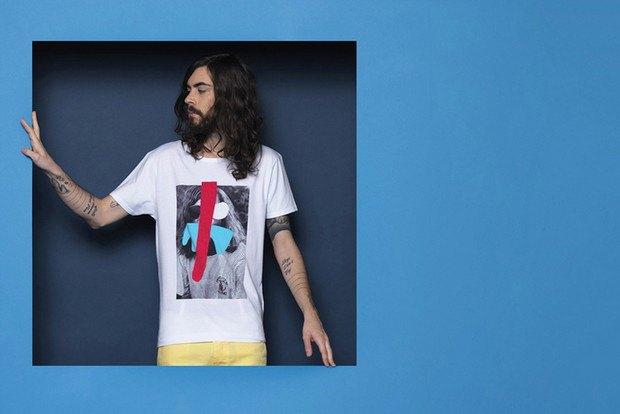Французская марка Sixpack опубликовала лукбук весенней коллекции одежды. Изображение № 1.