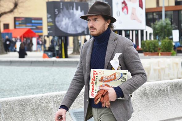 Итоги Pitti Uomo: 10 трендов будущей весны, репортажи и новые коллекции на выставке мужской одежды. Изображение № 12.